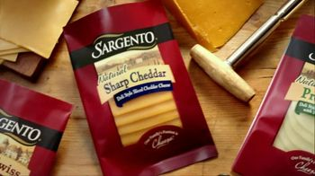 Sargento TV Spot For Real Cheese - Thumbnail 10