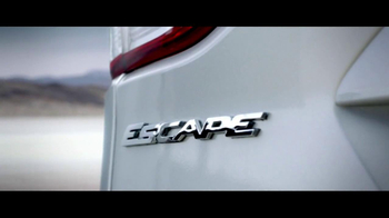 Ford Escape TV Spot, 'SUV Reinvented' - Thumbnail 2