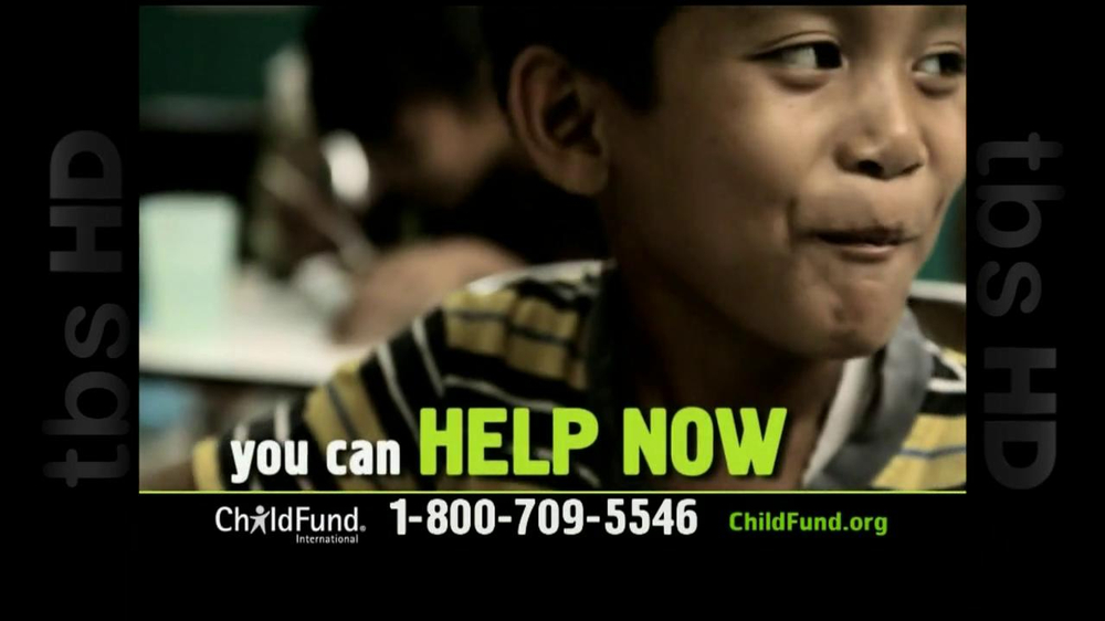 Child Fund TV Commercial, 'Last Meal' Featuring Alan Sader