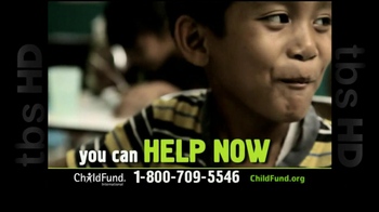 Child Fund TV Spot, 'Last Meal' Featuring Alan Sader