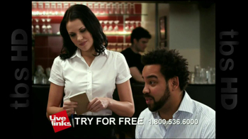 Live Links TV Spot, \'Server\'