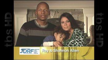 Juvenile Research Diabetes Foundation TV Spot For Type 1 Diabetes