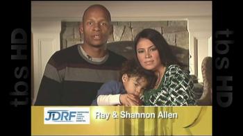 Juvenile Research Diabetes Foundation TV Spot For Type 1 Diabetes - Thumbnail 1