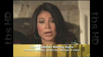Juvenile Research Diabetes Foundation TV Spot For Type 1 Diabetes - Thumbnail 3