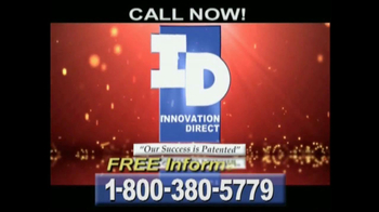 Innovation Direct TV Spot For Informational DVD - Thumbnail 3