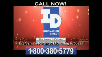 Innovation Direct TV Spot For Informational DVD - Thumbnail 5