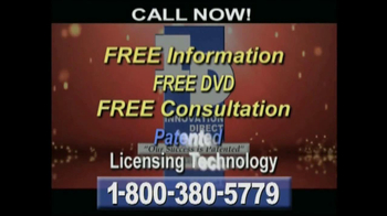 Innovation Direct TV Spot, 'Informational DVD'