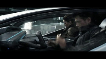 2012 Chrysler 200 Convertible TV Spot, \'Total Recall\'
