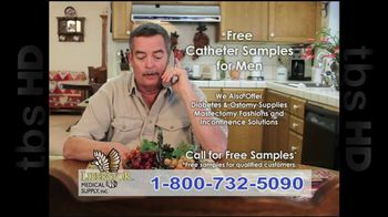 Liberator Medical Supply, Inc. TV Spot For Pain Free Catheters For Men - Thumbnail 7