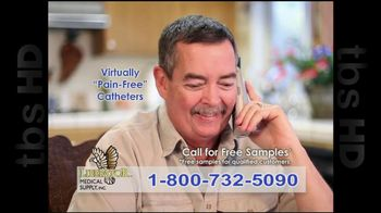 Liberator Medical Supply, Inc. TV Spot For Pain Free Catheters For Men - Thumbnail 3