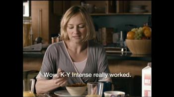 K-Y Intense TV Spot, 'Subtitles: Nutmeg' - Thumbnail 2