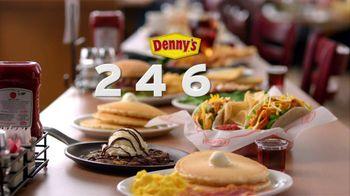 Denny's TV Spot For 2,4,6,8 Value Menu