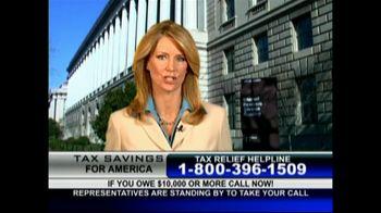 Tax Relief Helpline TV Spot For Financial Pressure
