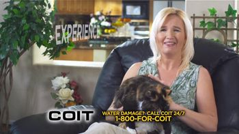 COIT TV Spot For Pet Stains