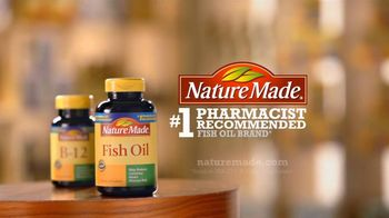 Nature Made TV Spot For Fish Oil Scientific Approach - Thumbnail 5