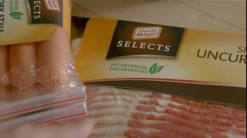 Oscar Mayer Selects TV Spot, 'Yes Food: Dad Says No' - Thumbnail 8