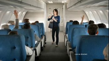 Phillips Relief Colon Health TV Spot, 'Airplane'