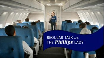 Phillips Relief Colon Health TV Spot, 'Airplane' - Thumbnail 2