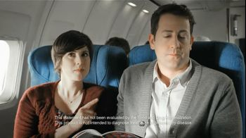Phillips Relief Colon Health TV Spot, 'Airplane' - Thumbnail 6
