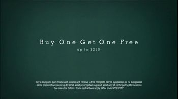 Pearle Vision TV Spot For Buy One Get One Free - Thumbnail 3