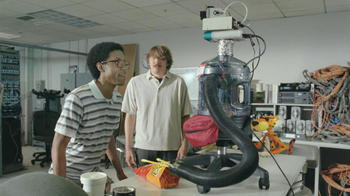 Slapping Cheetos Robot TV Spot - Thumbnail 8
