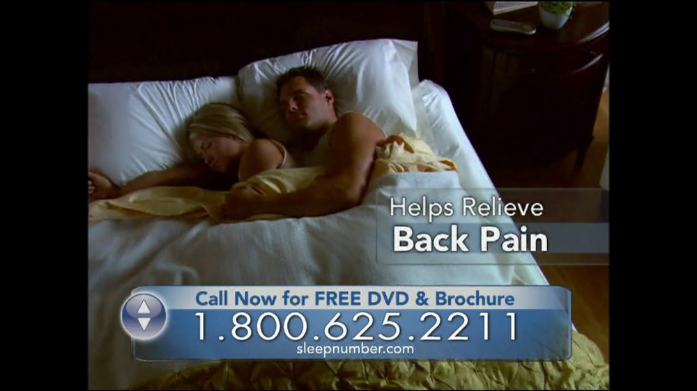 Sleep Number TV Commercial For Shannon & Bryan Hanes ...