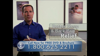 Sleep Number TV Spot For Shannon & Bryan Hanes - Thumbnail 7