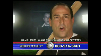 The Juceam Group TV Spot 'IRS Tax Problems' - Thumbnail 3
