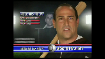 The Juceam Group TV Spot 'IRS Tax Problems' - Thumbnail 6