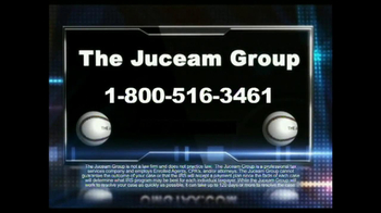 The Juceam Group TV Spot 'IRS Tax Problems' - Thumbnail 8