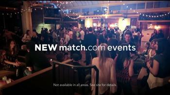 Match.com TV Spot, 'Stir Events' - Thumbnail 4
