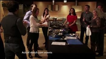 Match.com TV Spot, 'Stir Events' - Thumbnail 5