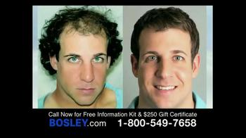 Bosley TV Spot, '250 Gift Certificate' - Thumbnail 9