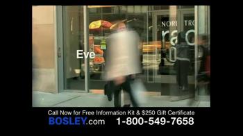 Bosley TV Spot, '250 Gift Certificate' - Thumbnail 8