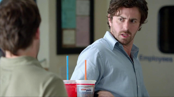 AmPm TV Spot, 'Arm Cup Holders'