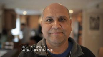 Prudential TV Spot, 'Retirement: Tony Lopez' - Thumbnail 2
