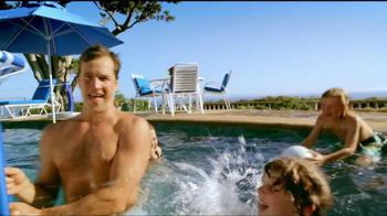 Coppertone TV Spot For Wet'n Clear Sunscreen - Thumbnail 7