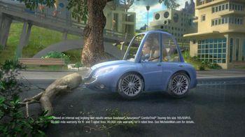 Michelin Defender Tires TV Spot, 'Cartoon'