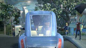 Michelin Defender Tires TV Spot, 'Cartoon' - Thumbnail 4