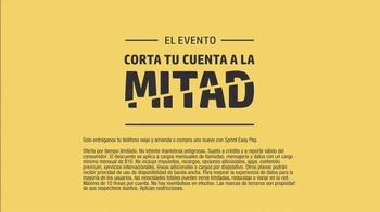 Sprint TV Spot, 'El Evento: Corta tu Cuenta a la Mitad' [Spanish] - Thumbnail 9