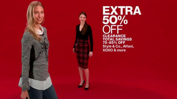 Macy's One Day Sale TV Spot, 'Get Your Pass' - Thumbnail 5