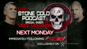 WWE Network TV Spot, 'Stone Cold Podcast' - Thumbnail 10