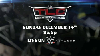 WWE Network TV Spot, '2014 TLC' - Thumbnail 10