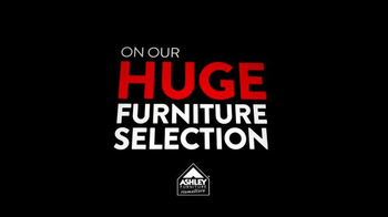 Ashley Furniture Homestore TV Spot, '36 Hours of Incredible Deals' - Thumbnail 6
