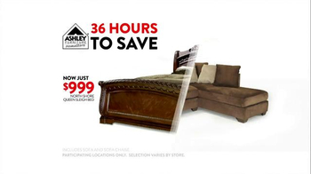 Ashley Furniture Homestore TV Spot, '36 Hours of Incredible Deals' - Thumbnail 7