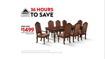 Ashley Furniture Homestore TV Spot, '36 Hours of Incredible Deals' - Thumbnail 8