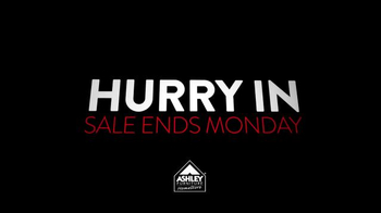 Ashley Furniture Homestore TV Spot, '36 Hours of Incredible Deals' - Thumbnail 9