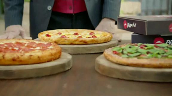 Pizza Hut TV Spot, 'Mario: Sauces' - Thumbnail 2