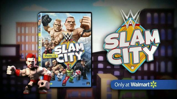 WWE Slam City DVD TV Spot, 'Like You've Never Seen It' - Thumbnail 10