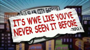WWE Slam City DVD TV Spot, 'Like You've Never Seen It' - Thumbnail 2
